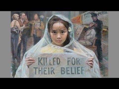 Chấm dứt mổ cướp nội tạng sống ở Trung Quốc!