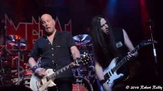 METAL CHURCH - Metal Church (live)