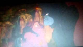 Tarzan VS. Kerchak- Let My People Go/The Plagues