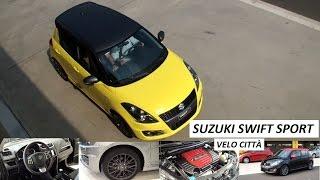 Lançamento: Suzuki Swift Sport (Autódromo Velo Città)
