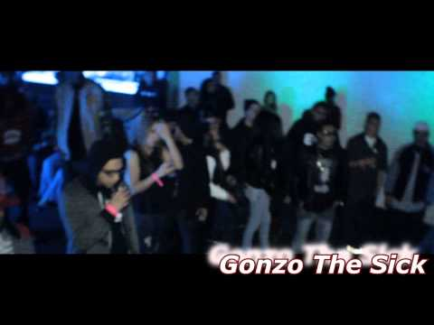 Trae The Truth and Gonzo The Sick Toc BAr