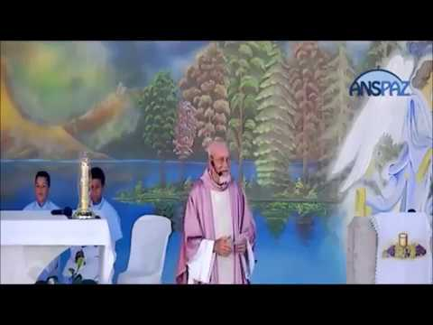Santa Missa | 3° Domingo do Advento | 17.12.2017 | Padre José Sometti | ANSPAZ