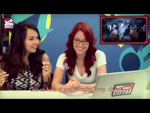 Khi Tây Xem K-pop Các K-fan Vô Xem Nhé (hài Éo Tả Nổi)