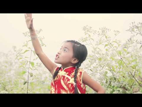 Con bướm xuân   thần đồng ca nhạc 6 tuổi Phương Khả Vy