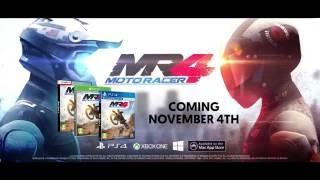 Moto Racer 4 - Megjelenés Trailer