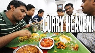 Enter Curry Heaven |  Amazing Indian Cooking, Indian Food in Penang, Malaysia