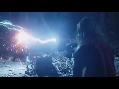 The Avengers Movie CLIP #5   Hulk vs Thor   Marvel Movie 2012   YouTube flv