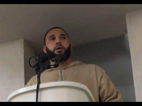 خطبة الجمعة للشيخ يوسف تتر من مسجد ابو بكر -