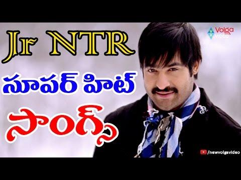 Jr NTR Super Hit Telugu Songs - Video Songs Jukebox