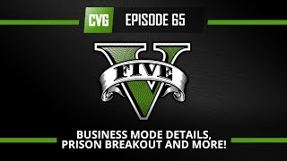 GTA V O'clock: Business Update, New Prison Breakout Mode