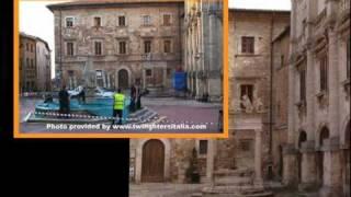 Twilight Saga New Moon In Montepulciano Italy