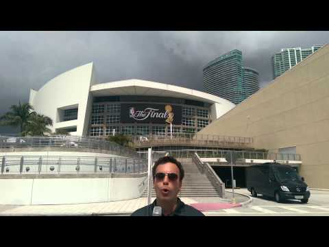 2014 NBA Finals: Behind The Scenes With The Heat And Spurs