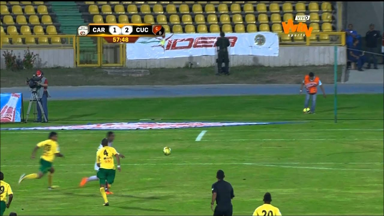 Real Cartagena 1-3 Cucuta