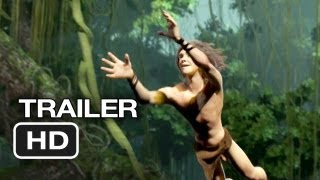 Tarzan Official Trailer #1 (2013) Motion Capture Movie