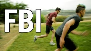Everyday Men Take The FBI Fitness Test