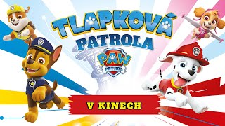 Tlapkova patrola - prichádza do kín