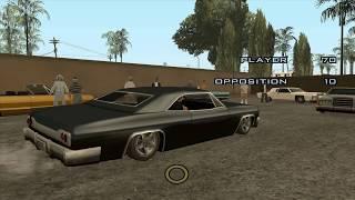 GTA Minimal Skills 10 San Andreas (Sweet Mission 7