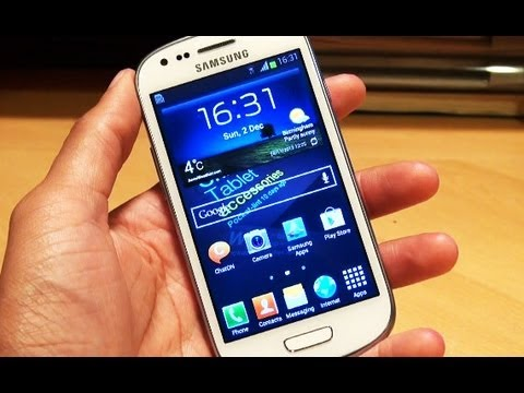 How to Take a Screen Shot On Samsung Galaxy S3