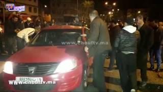 فيديو جد مروع: شوفو الكسيدة الخايبة اللي دار ولد الفشوش في كازا   خارج البلاطو
