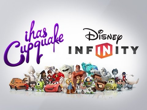 INFINITE POSSIBILITIES - Disney Infinity Toy Box Hands on!