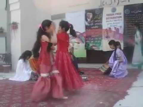 Annual Function 2013 Workers Welfare School Girls Rawalpindi Part 3