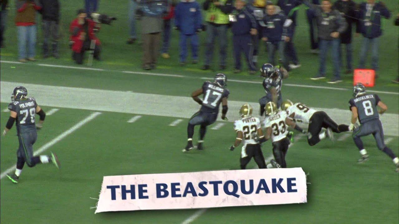 Marshawn Lynch Beast Quake