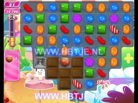 Candy Crush Saga level 645