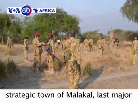CAR: Bangui mayor elected interim president VOA60 Africa 01-21-2014