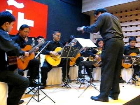 UPGO - Philippine Folk Song PAMULINAWEN