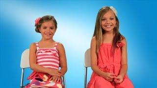 Dance Moms' Chloe Lukasiak and Maddie and Mackenzie Ziegler talk Justin Bieber!