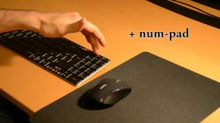 Review: Rapoo E9070 Wireless Ultra-slim Keyboard (E9060