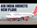 Watch: Air India inducts first Airbus 320 neo plane..
