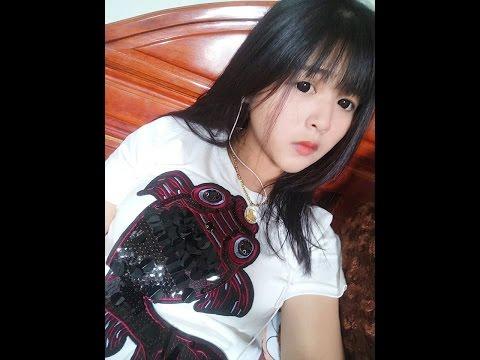 Cô gái Việt Nam Rap ca khúc '' Lý Cây Bông '' siêu dễ thương