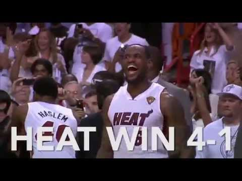 Miami Heat 3-peat Hype Video (2014 NBA Finals)