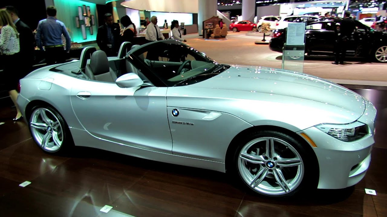 2014 bmw z4 roadster sdrive 35is exterior and interior auto design tech. Black Bedroom Furniture Sets. Home Design Ideas