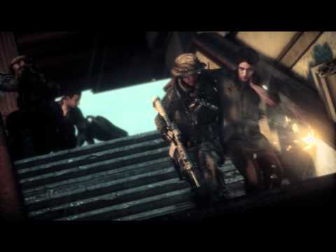 Medal of Honor: Warfighter второй трейлер на русском