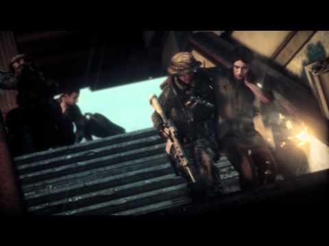 Medal of Honor: Warfighter второй трейлер на русском