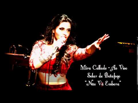 Myra Calado - Não Vá Embora (Cover Marisa Monte)