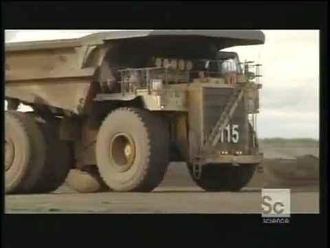 Xe khai thác mỏ CATERPILLAR lớn nhất thế giới (xe Cà Tẹc)