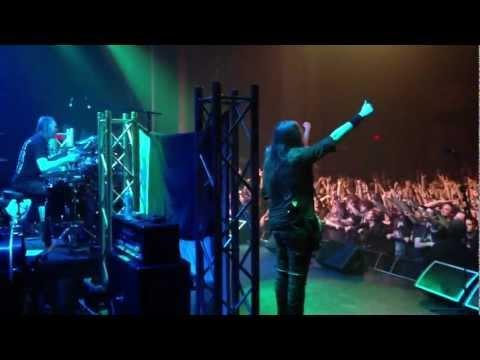 Wintersun - Land of snow and sorrow Live imperial quebec
