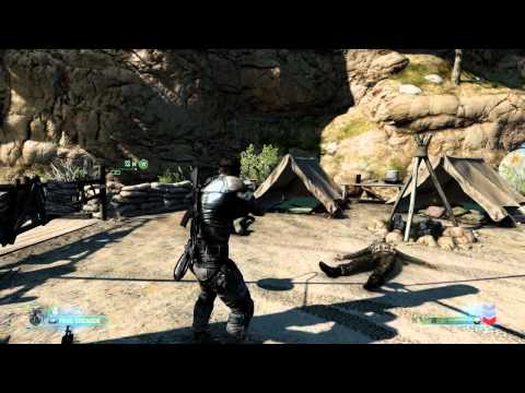 Splinter Cell Blacklist - First Gameplay Demo