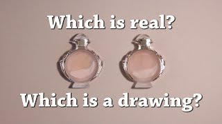 Fun Test: Which is real? Paco Rabanne Perfume Collection!