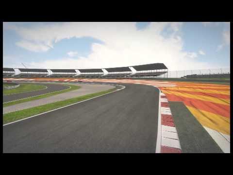 F1 2013 Hot Lap: Sauber C32 - Buddh International Circuit