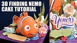 3D Nemo Cake Tutorial   Yeners Cake Tips with Serdar Yener from Yeners Way