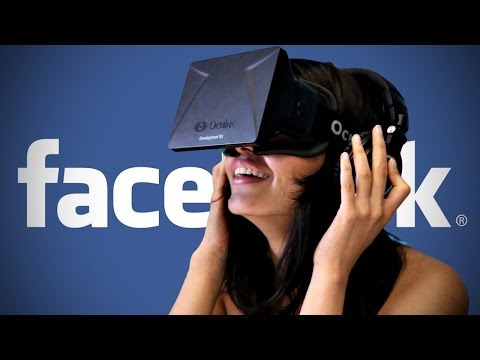 Facebook Buys Oculus Rift for $2 Billion