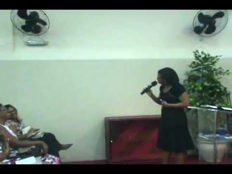 A mulher que traz a prosperidade - Pastora Carla Regina