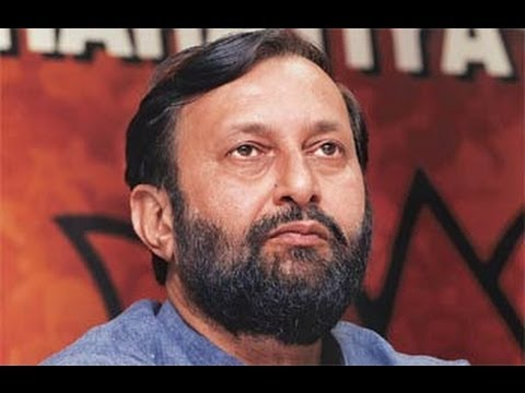 'Congress has emptied nation's exchequer' Prakash Javadekar