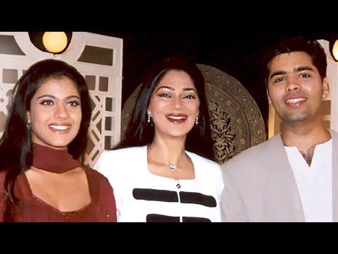Rendezvous with Simi Garewal Kajol & Karan Johar