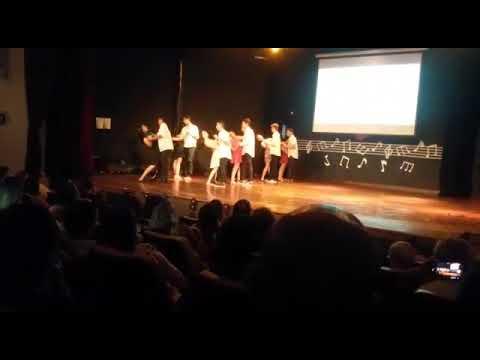 """Sarau 2018 - Dança """"Time of my life"""""""