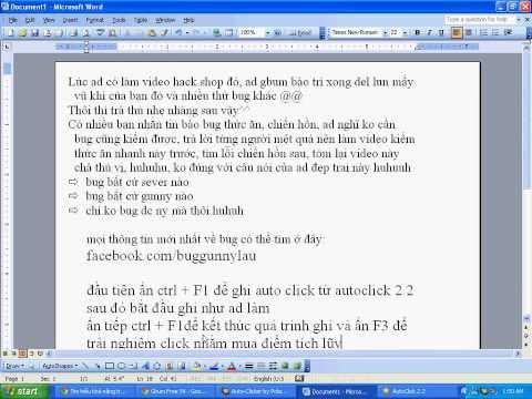 bug thuc an pet moi nhat 13/10/2013 tại https://www.facebook.com/buggunnylau